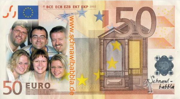 Einladung 50 Euro Schein Biblesuite Co
